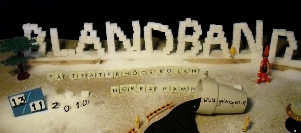 Blandband 2010